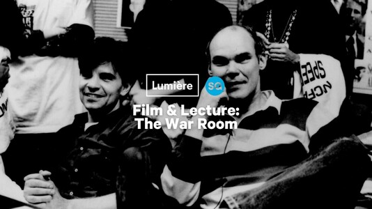 Film & Lecture: The War Room