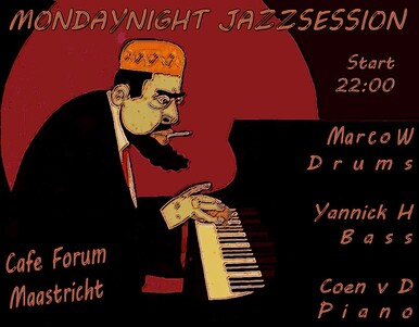 AFGELAST | Monday Night Jazz